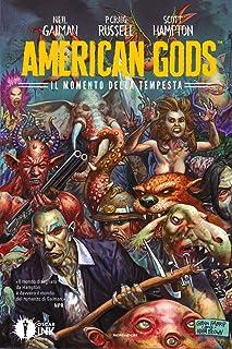 American Gods. Il momento della tempesta (Vol. 3) (Oscar Ink)