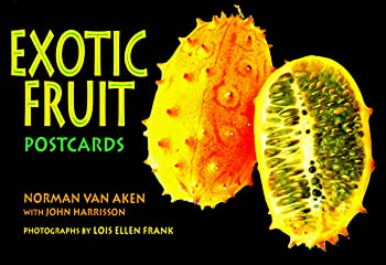 Exotic Fruit Postcards