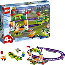 LEGO | Disney Pixar's Toy Story 4 Carnival Thrill Coaster 10771 Building Kit, New 2019 (98 Pieces)