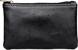 small leather tobacco pouch