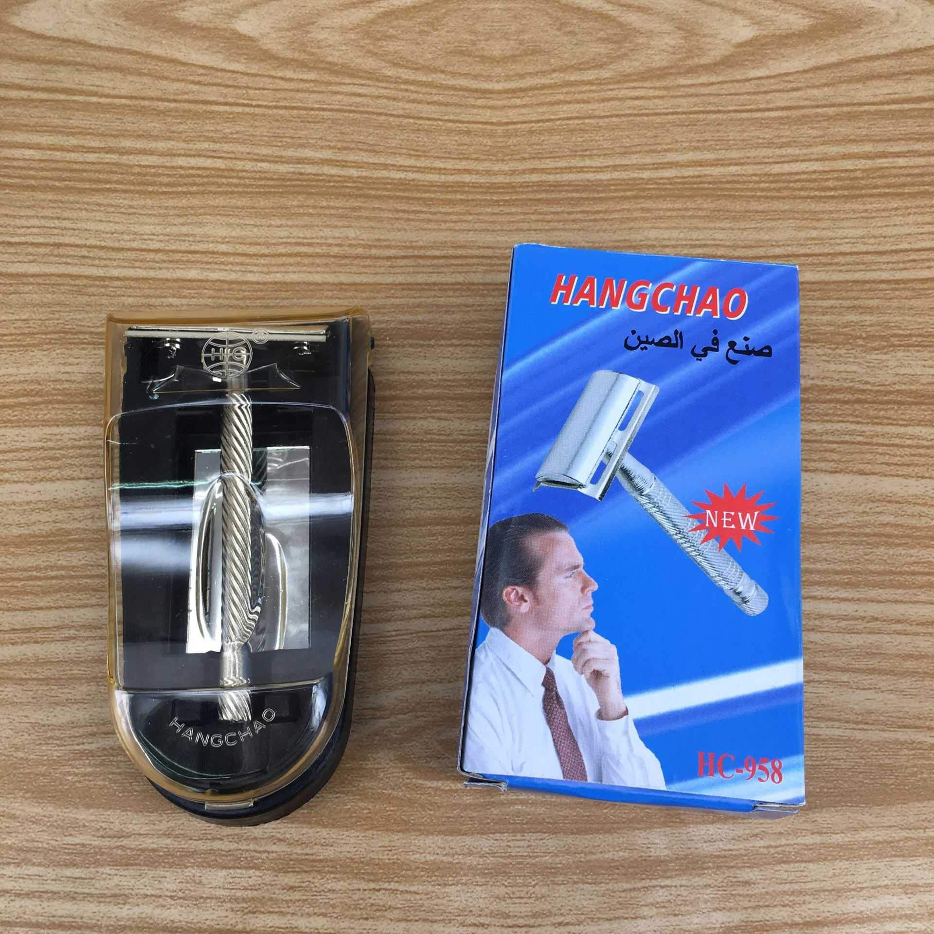 ALMD Navajas de afeitar de hierro baratas,cajas de plástico ...