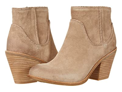 Sofft Taylie Waterproof (Cashmere Cow Suede) Women