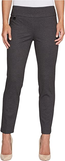 Lisette L Montreal - Urban Check Print Ankle Pants