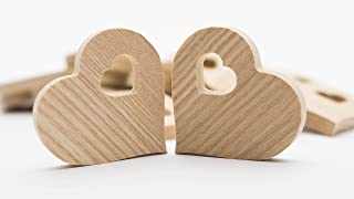 Best wooden hearts for sale Reviews