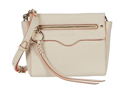 Rebecca Minkoff Gabby Crossbody (Tahini) Handbags