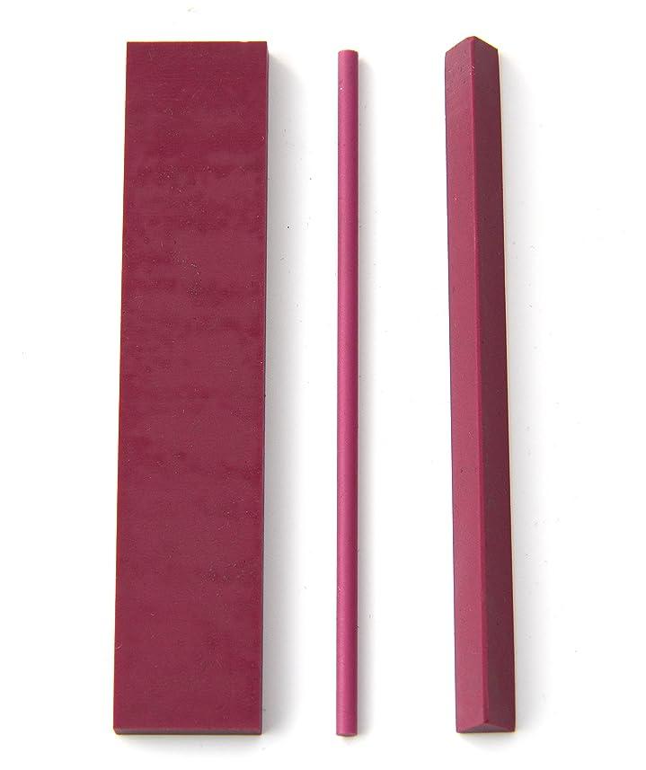 バルブラビリンス警官ルビ? 砥石 #3000 金型 高級刃物 精密研磨 仕上用 3本セット 長10cm
