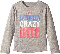 Dream Crazy Big Long Sleeve Top (Little Kids)