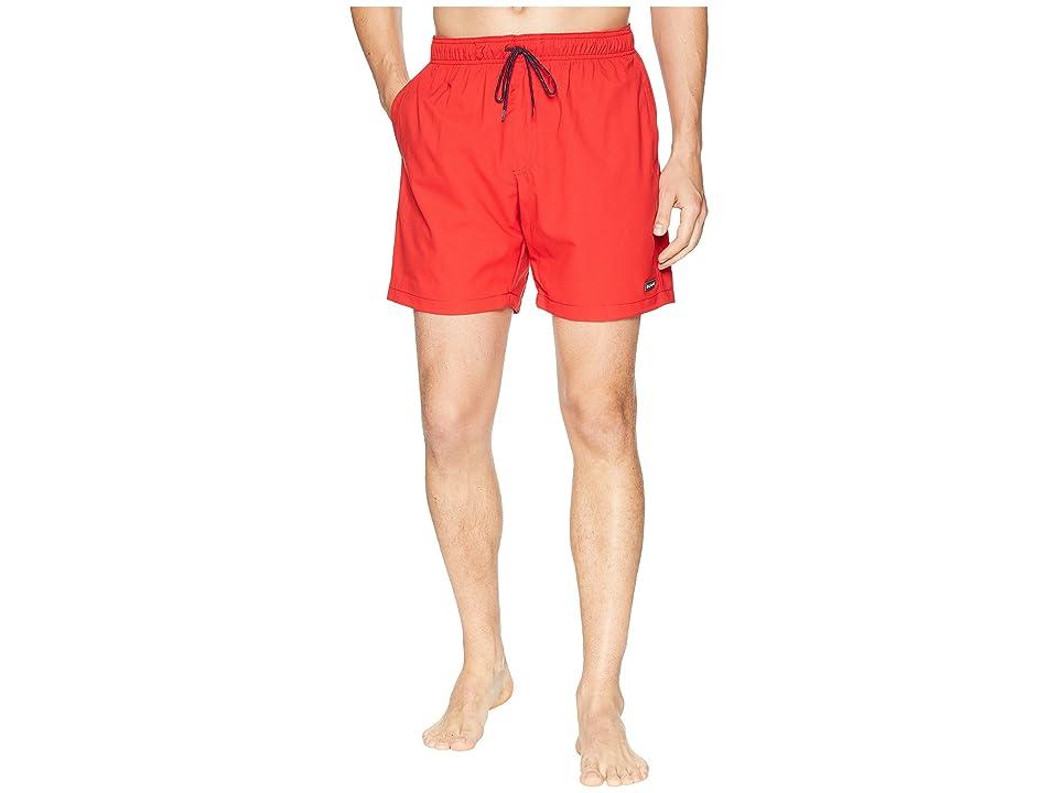 Columbia Blue Magic Water Shorts (Red Spark Stars & Stripes Print) Men
