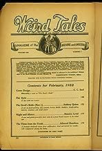 Weird Tales Pulp February 1932- Robert E Howard- Seabury Quinn- Reading Copy