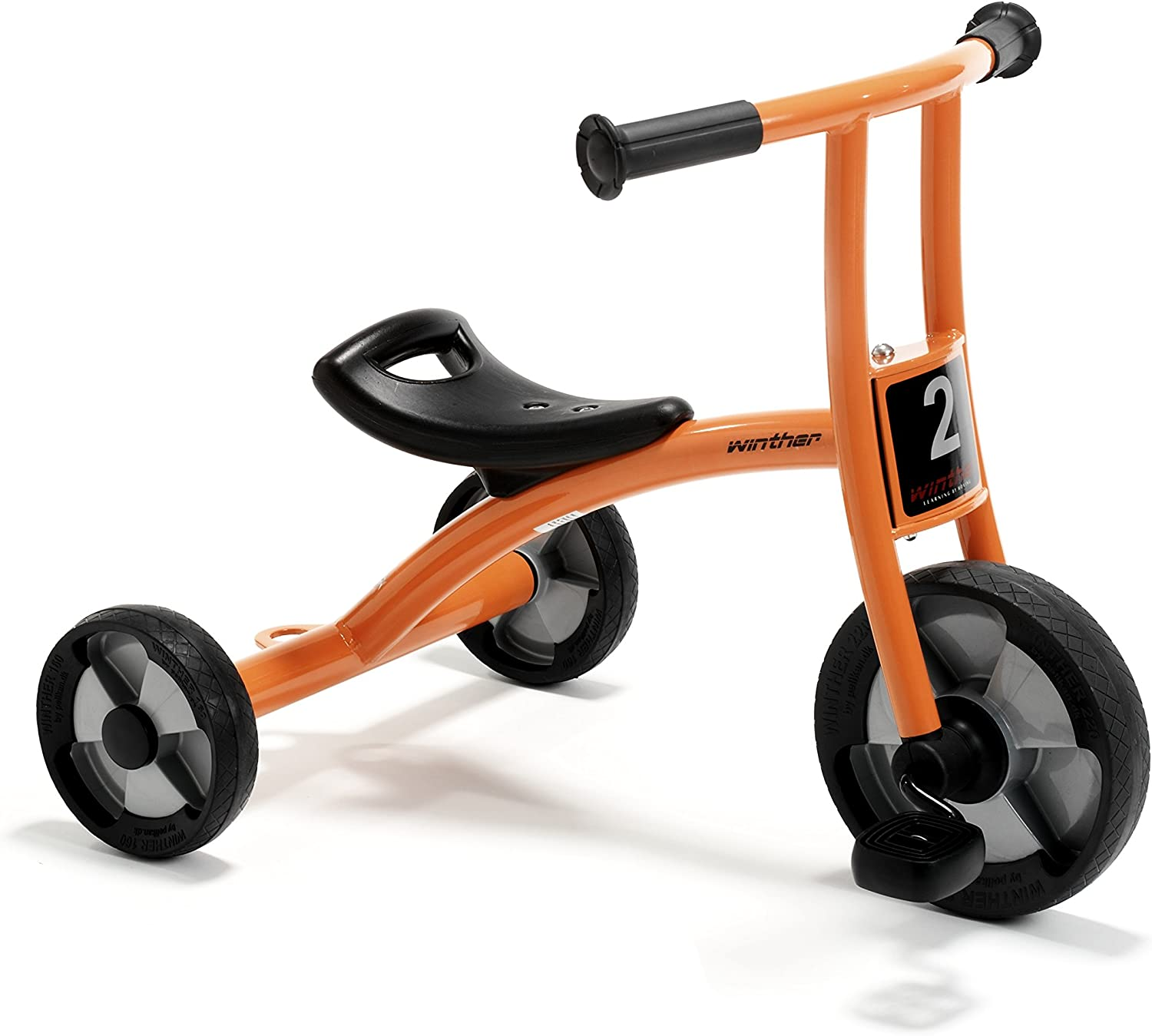 Winther WIN550 Circleline Tricycle, Small Grade Kindergarten to 1, 10.63  Height, 18.5  Wide, 24.41  Length