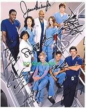 Grey's Anatomy tv show cast reprint signed autographed photo RP