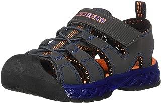 Skechers Boys Fisherman Lighted W Sandal Sandals