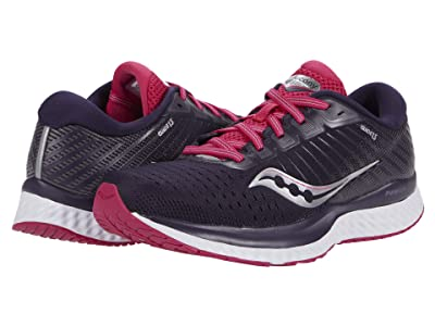 Saucony Guide 13 (Dusk/Berry) Women