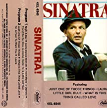frank sinatra cassette tapes