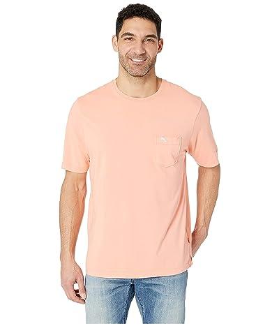 Tommy Bahama New Bali Skyline T-Shirt (Passion Peach) Men