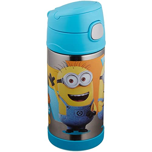 b3aabbf0c4 Thermos Funtainer 12 Ounce Bottle, Minions