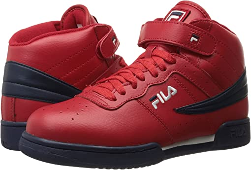 Fila Red/Fila Navy/White
