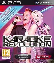 Konami Karaoke Revolution - Game Only (PS3) vídeo - Juego (PlayStation 3, Música, E12 + (Everyone 12 +))