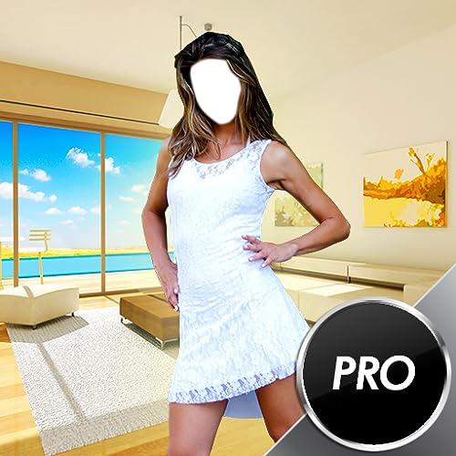 Mujer vestido corto Photo Editor