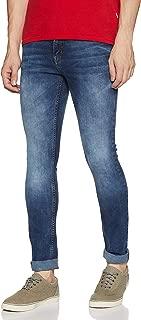 ABOF Men's Skinny Fit Stretchable Jeans