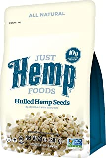 just hemp foods