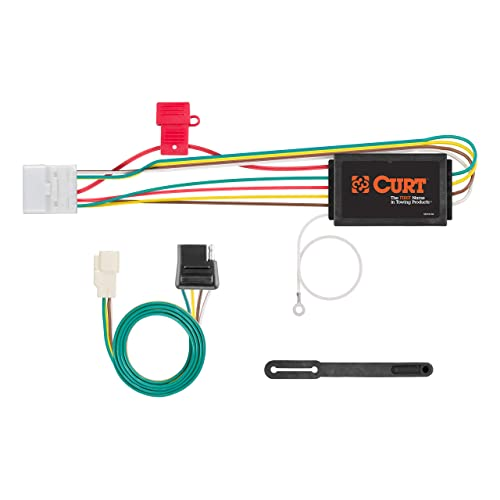 Trailer Wiring Harness Kit: Amazon.com on