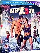 Step Up 5 - All In [Edizione: Regno Unito] [Reino Unido] [Blu-ray]