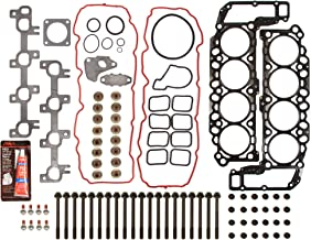 Evergreen HSHB8-30401 Cylinder Head Gasket Set Head Bolt