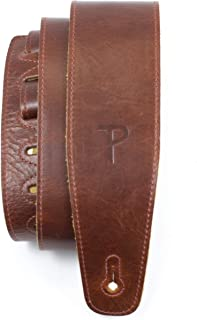 Perri's Leathers Ltd. - Guitar Strap - The Africa Collection - Adjustable - for Acoustic/Bass/Electric Guitars - Made in C...