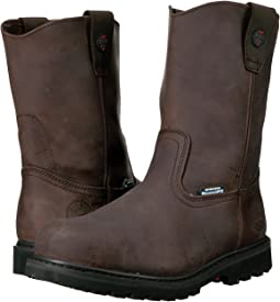 Crazy Horse Dark Brown Leather