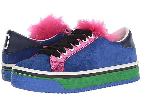 Marc Jacobs Love Empire Fur Sneaker