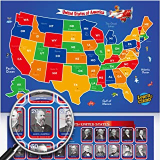Best america map puzzle Reviews