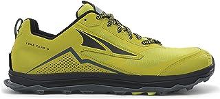 ALTRA Lone Peak 5 Laufschuhe Herren gelb/schwarz 2021 Laufsport Schuhe