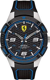 Scuderia Ferrari Sport Watch For Men Analog Silicone - 830632