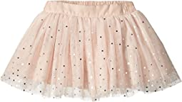 Stella McCartney Kids - Honey Tulle Skirt w/ Metallic Pola Dots (Infant)