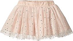Stella McCartney Kids - Honey Tulle Skirt w/ Metallic Pola Dots (Infant)