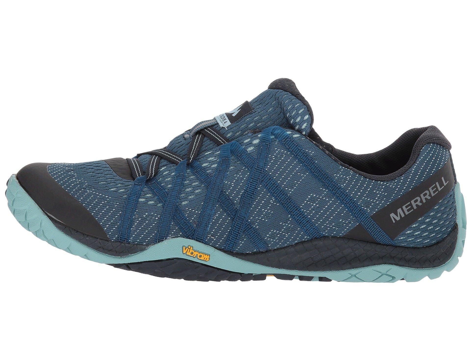 4 E Trail mesh Aqua Merrell Glove HPAUx4qF