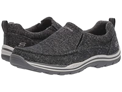 SKECHERS Expected Pitzen (Charcoal) Men