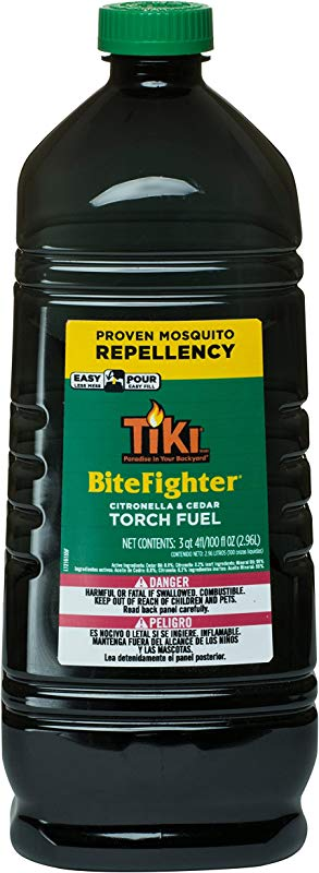 TIKI Brand Bitefighter Torch Fuel 100 Ounces