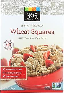 365 Everyday Value, Wheat Squares, Bite Sized, 14 oz