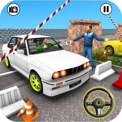 coche estacionamiento gloria - coche juegos 2020
