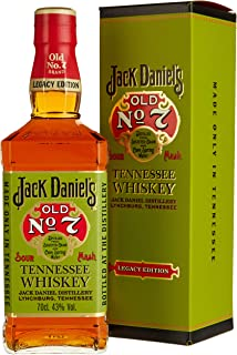 "Jack Daniel""s Legacy Edition - limititierte Sonderedition in der Geschenkbox - Tennessee Whiskey - 43% Vol. 1 x 0.7l"