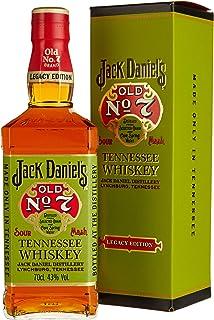 """Jack Daniel""""s Legacy Edition - limititierte Sonderedition in der Geschenkbox - Tennessee Whiskey - 43% Vol. 1 x 0.7l"""