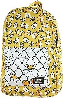 Loungefly Gudetama Multi Pose Print Nylon Backpack