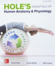 Loose Leaf for Holes Essentials Human Anatomy & Physiology