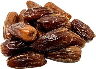 NUTS U.S. - Deglet Noor Pitted Dates In Resealable Bags!!! (Deglet Noor, 2 LBS)