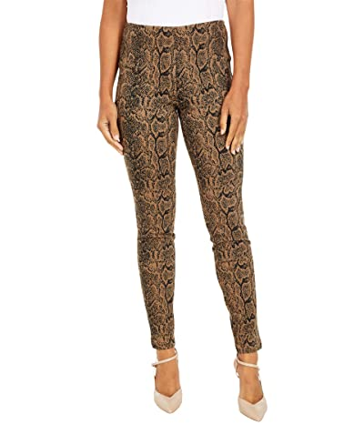 Tribal Flatten It Pull-On Leggings (Camel) Women