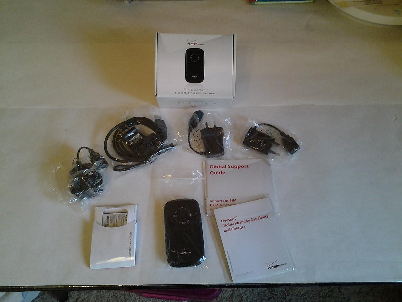 Verizon Wireless Fivespot 3g Mobile Hotspot Modem Ac30