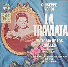 Giuseppe Verdi La Traviata (VINYL-BOX) Grand Prix du disque