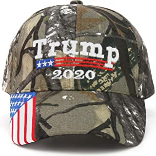 Keep America Great Hat Donald Trump Slogan Cap Adjustable Baseball Hat Trump 2020 Campaign Cap Embroidered USA Hat